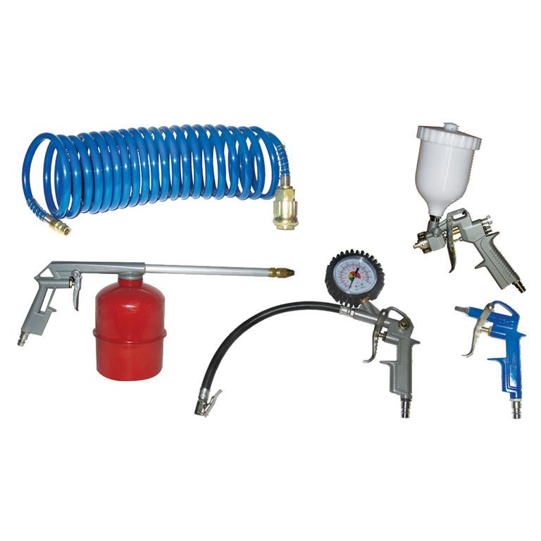 Комплект пневматични инструменти