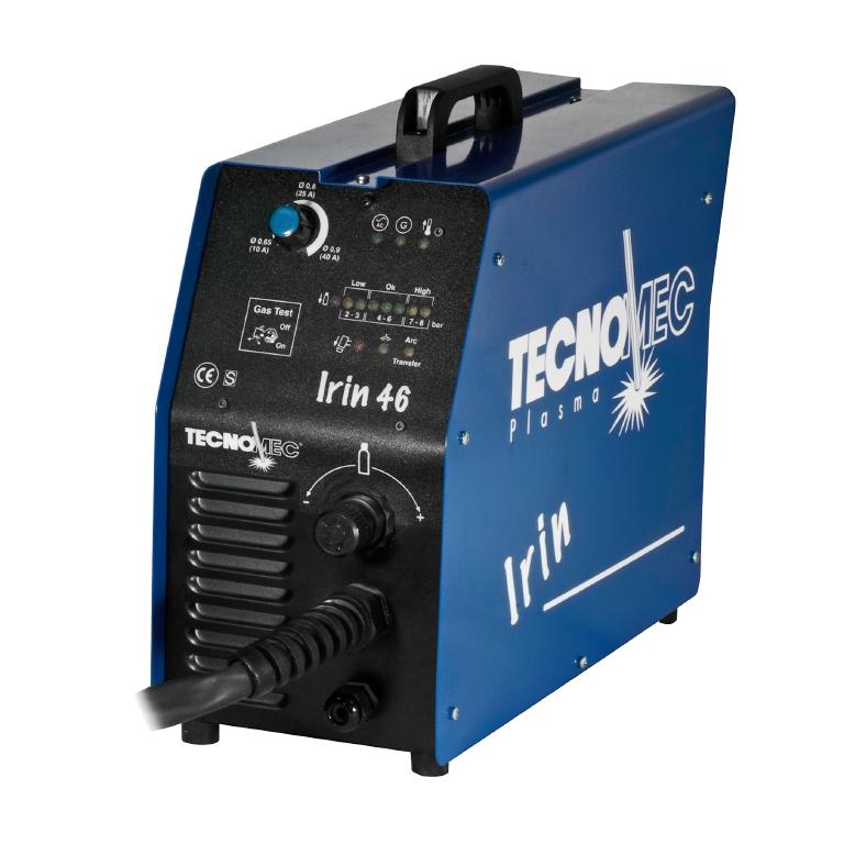 Апарат Tecnomec за плазмено рязане инверторен